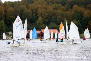 Błękitna Wstęga Jeziora Brodno Wielkie zakończy sezon żeglarski w CSWiPR na Złotej Górze