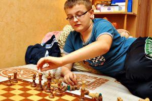 Paweł Teclaf na dziewiątym miejscu w kategorii U14 w Mistrzostwach Europy Juniorów w Szachach 2016
