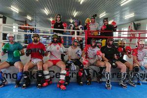 Najlepsi polscy kickbokserzy trenowali w Kaszubskim Centrum Sportów Walki