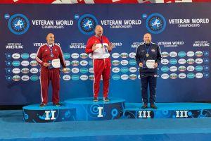 Andrzej Wroński zdobył tytuł mistrza świata weteranów w zapasach. Już po raz dziesiąty