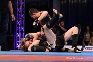 Mecz Polska - Irlandia i inne walki K1 i MMA podczas listopadowej gali Puchar Kaszub w Kick - Boxingu 2019