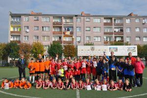 Chmielno zwyciężyło w Powiatowej Lidze Piłki Nożnej Szkół Podstawowych