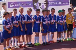 Radunia Stężyca na ósmym miejscu w międzynarodowym turnieju Polpharma Deyna Junior Cup 2016 w Starogardzie Gdańskim