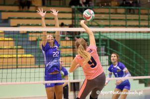Przodkowska Liga Piłki Siatkowej Kobiet. Wygrane medalistek i zacięte derby w I lidze