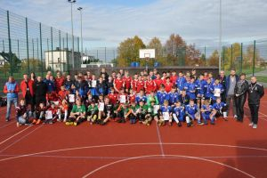 Powiatowa Ligi Piłki Nożnej Szkół Podstawowych dla klas ósmych dla Sierakowic