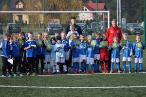 Piłkarze GKS Przodkowo i AK Jedynka Kartuzy zwyciężyli w finale powiatowym Puchary Tymbarku w Stężycy