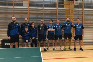 UKS Lis Sierakowice z dwoma kolejnymi zwycięstwami w II lidze tenisa stołowego