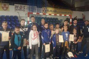 Drugie miejsce młodzików Cartusii na zawodach w Elblągu