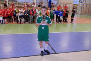 Somonino Cup / Kiełpino Cup. Rocznik 2011 rozpoczął nowy sezon turniejów halowych