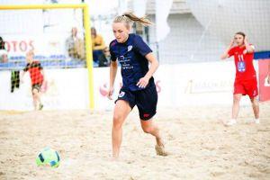 Paulina Magulska z Goręczyna klubową wicemistrzynią świata w beach soccerze z Lady Grembach