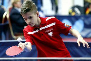Dawid Michna zagrał w Slovak Open i zadebiutował w mistrzostwach świata