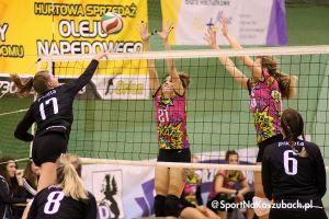 Przodkowska Liga Piłki Siatkowej Kobiet. Mecz Positive Team - TNT hitem 7. kolejki