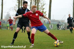 GKS Przodkowo - Jantar Ustka. Siedem bramek w emocjonującym meczu