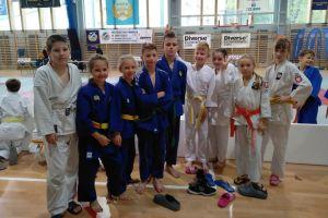 Osiem medali zawodników GKS-u Żukowo w Mistrzostwach Pomorza w Judo Dzieci w Gdyni