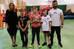 Gminne Igrzyska Dzieci i Młodzieży Szkolnej w Tenisie Stołowym rozstrzygnięte. W piątek finał powiatowy