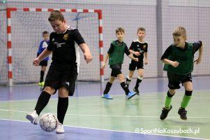 Halowa Liga Juniorów 2019/2020. Rozgrywki roczników 2008 i 2010 w Kiełpinie zainaugurowane