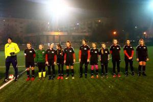 Ciężka, ale udana runda jesienna dziewcząt KKPN Olimpico Malbork / Expert Pantery Sierakowice