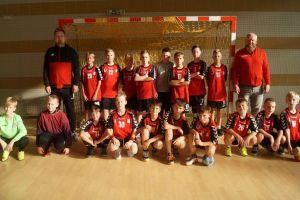 Młodzi piłkarze ręczni GKS-u Żukowo wygrali trzeci turniej w ciągu miesiąca