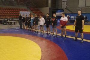 Aleksander Mielewczyk zwycięzcą Pucharu Polski Juniorów w Zapasach w Wałbrzychu
