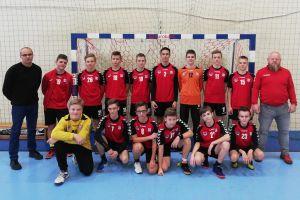 Młodzicy GKS-u Żukowo wygrali turniej w Kartuzach i awansowali do półfinału ligi wojewódzkiej