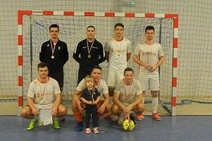 Team Currenda, Koop i Nokaut na podium turnieju seniorów Somonino Cup / Kiełpino Cup