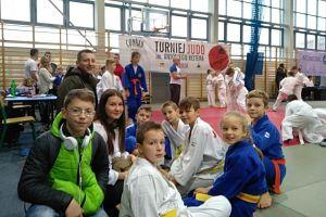 Judocy GKS-u Żukowo stawali na podium XXIX Turnieju Judo im. Antoniego Reitera w Gdańsku