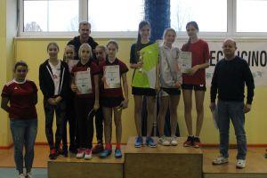 Świetna postawa tenisistów z powiatu w półfinale Igrzysk Dzieci i Młodzieży w Tenisie Stołowym