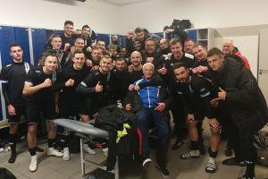 GKS Przodkowo mistrzem jesieni w IV lidze. W meczu na szczycie pokonał Arkę II Gdynia