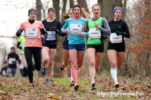 Otwarcie i bieg kobiet podczas MP U23 w Kartuzach na zdjęciach