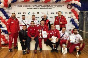 Gevorg Sahakan zakończył sezon startowy zwycięstwem w Sankt Petersburgu