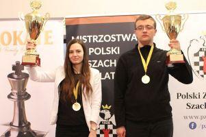 16-letni Paweł Teclaf został szachowym mistrzem Polski do lat 20