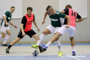 Żukowska Liga Futsalu. Gol w ostatnich sekundach rozstrzygnął mecz Budmaksu z Wroneksem