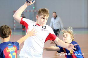 Mikołajkowy Turniej Piłki Ręcznej w Kiełpinie dla Sambora Tczew
