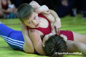 Turniej dzieci w Żukowie zakończył sezon zapaśniczy na Pomorzu