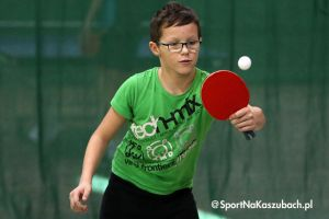 Ponad 50 zawodników w tenisowych mistrzostwach Kartuz