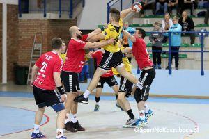 Zwycięskie zakończenie rundy w I lidze piłki ręcznej w Żukowie