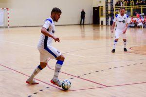 We - Met Futsal Club - Korona Cedry Małe. Drugi remis u siebie zespołu z Kamienicy Królewskiej