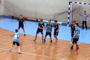 GKS Żukowo wygrał turniej w Kartuzach i awansował do finału wojewódzkiej ligi piłki ręcznej chłopców 2008