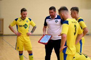 Michael Lipusz - We - Met Futsal Club. Kolejne wyjazdowe zwycięstwo ekipy z Kamienicy