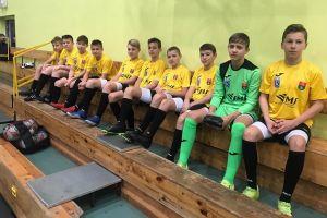 Młodzi piłkarze Raduni Stężyca grają na turniejach w Rewalu i Mariampolu