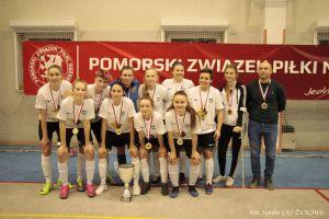 Marcus Gdynia zwycięzcą Halowego Pucharu Polski Kobiet w Żukowie