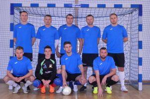 Starcie kandydatów do podium ozdobą 3. kolejki Somonińskiej Ligi Piłki Nożnej Halowej