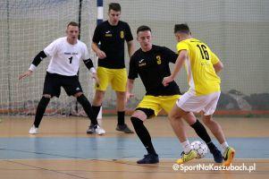 Pierwsza porażka faworyta i nowy lider Kartuskiej Halowej Ligi Piłki Nożnej