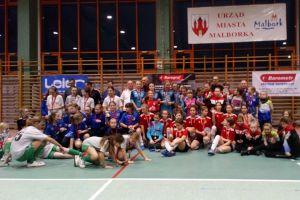 Klub Pantery / Olimpico zorganizował turnieje w Malborku i Sierakowicach oraz poznał rywalki w CLJ