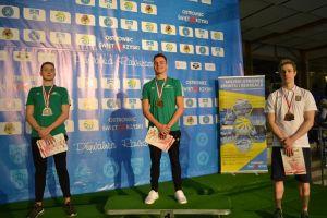 Jakub Skierka z pierwszym mistrzostwem Polski seniorów i rewelacyjnym rekordem życiowym