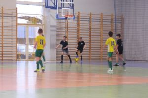 Halowa Liga Juniorów w Kiełpinie. Spore straty punktowe dotychczasowych liderów rocznika 2008