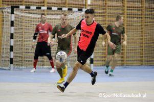 Zdecydowany triumf lidera w meczu na szczycie superligi Żukowskiej Ligi Futsalu