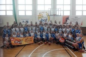 Wicemistrzostwo Polski, reprezentantki kraju - UKS Bat Kartuzy podsumowuje koszykarski rok 2019