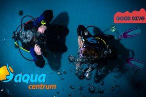 Nurkowanie i inne atrakcje na 10 lat Aqua Centrum w Kościerzynie
