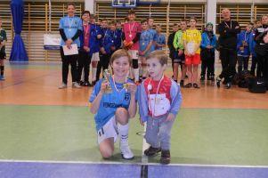 AP Pomorzanin Gdynia  wygrywa zacięty turniej Kiełpino Cup rocznika 2007